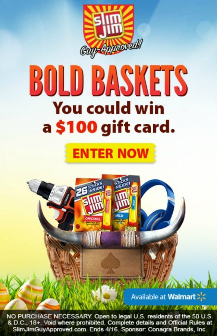 Bold Easter Baskets