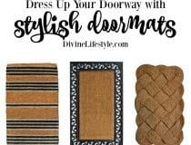 Stylish Doormats