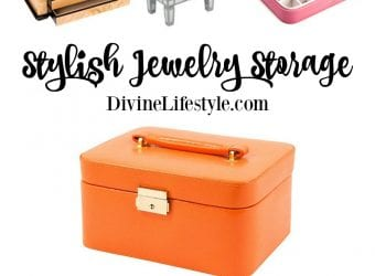 Stylish Jewelry Storage Solutions