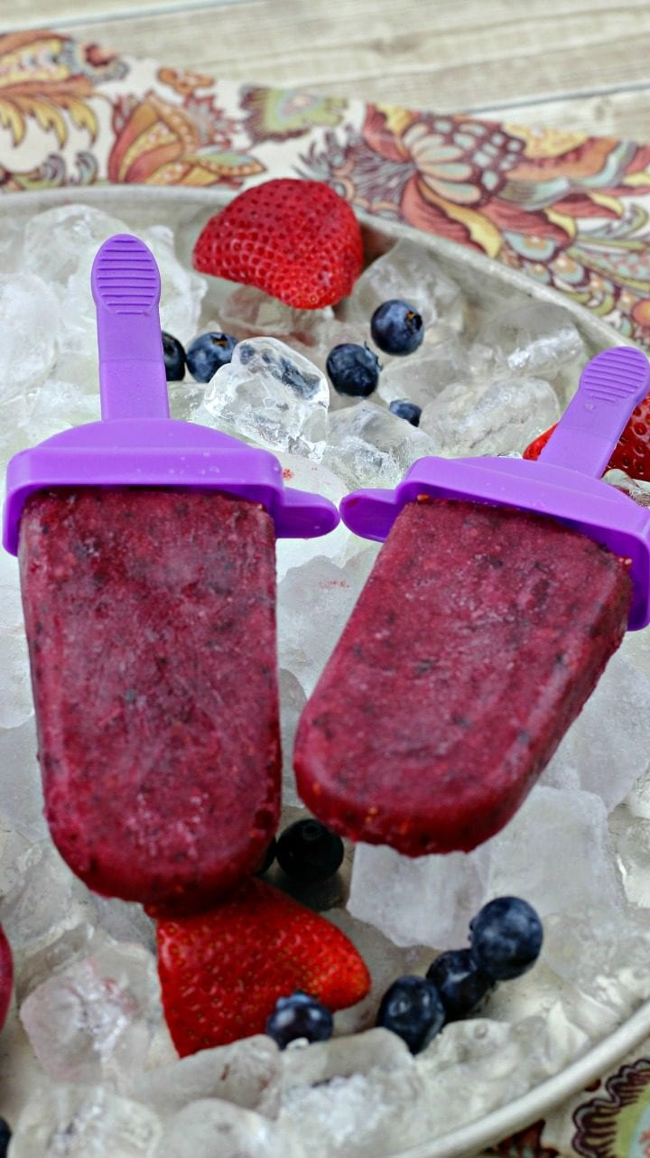 Fruity Sangria Popsicles Recipe example 2