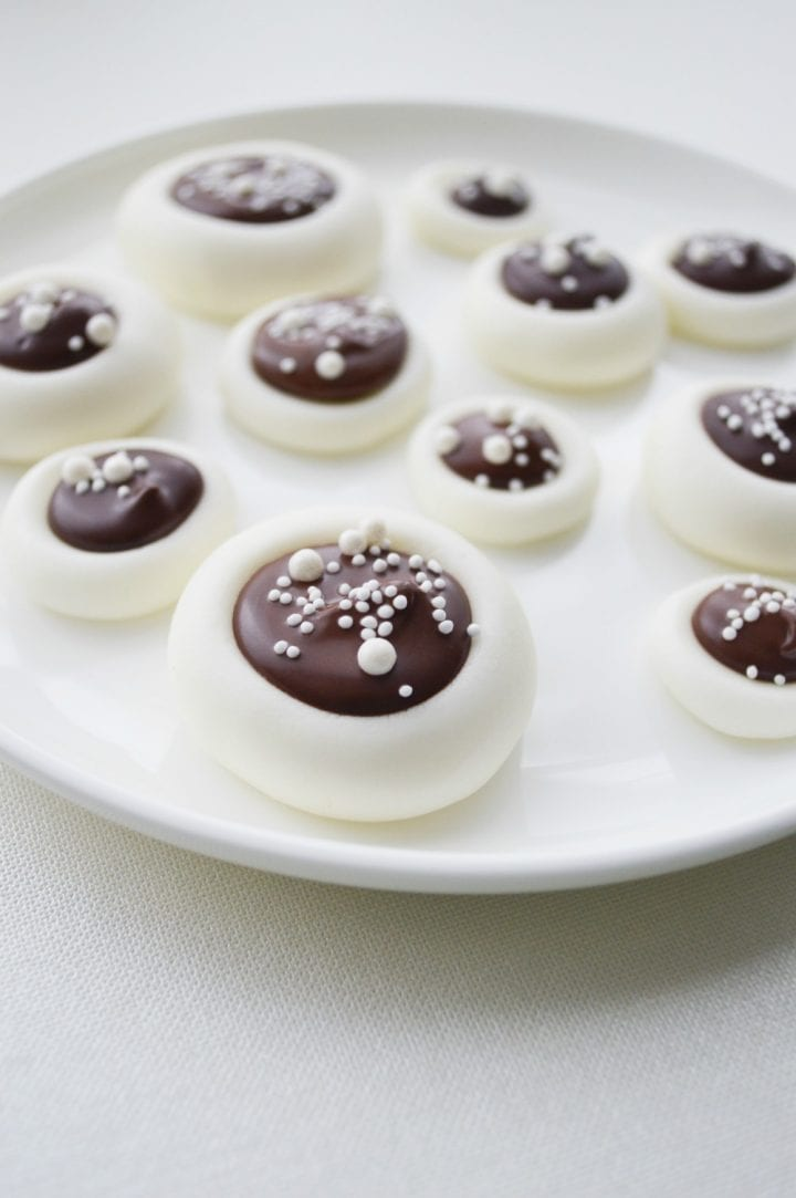 Chocolate Peppermint Creams Candy Recipe