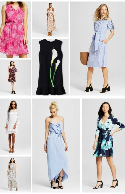 abfe6c46f3de 9 Dresses to Buy from Target Right Now Summer Style Fashion