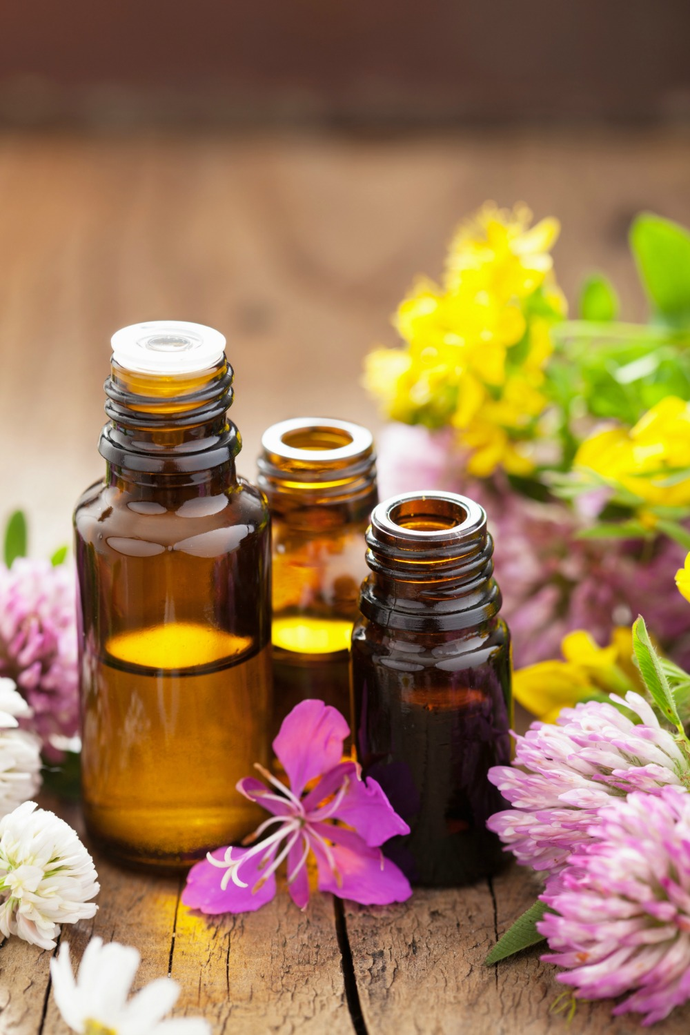 Essential Oils and Their Relaxing Auras