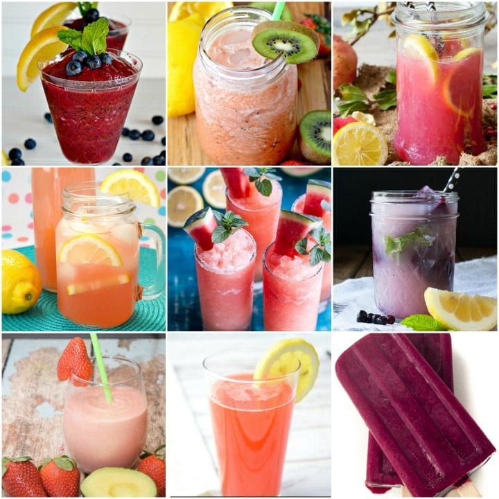 19 Lemonade Recipes