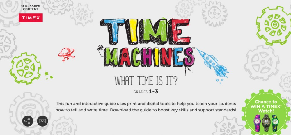 5 Tips for Teaching Your Child to Tell Time #timextimemachines