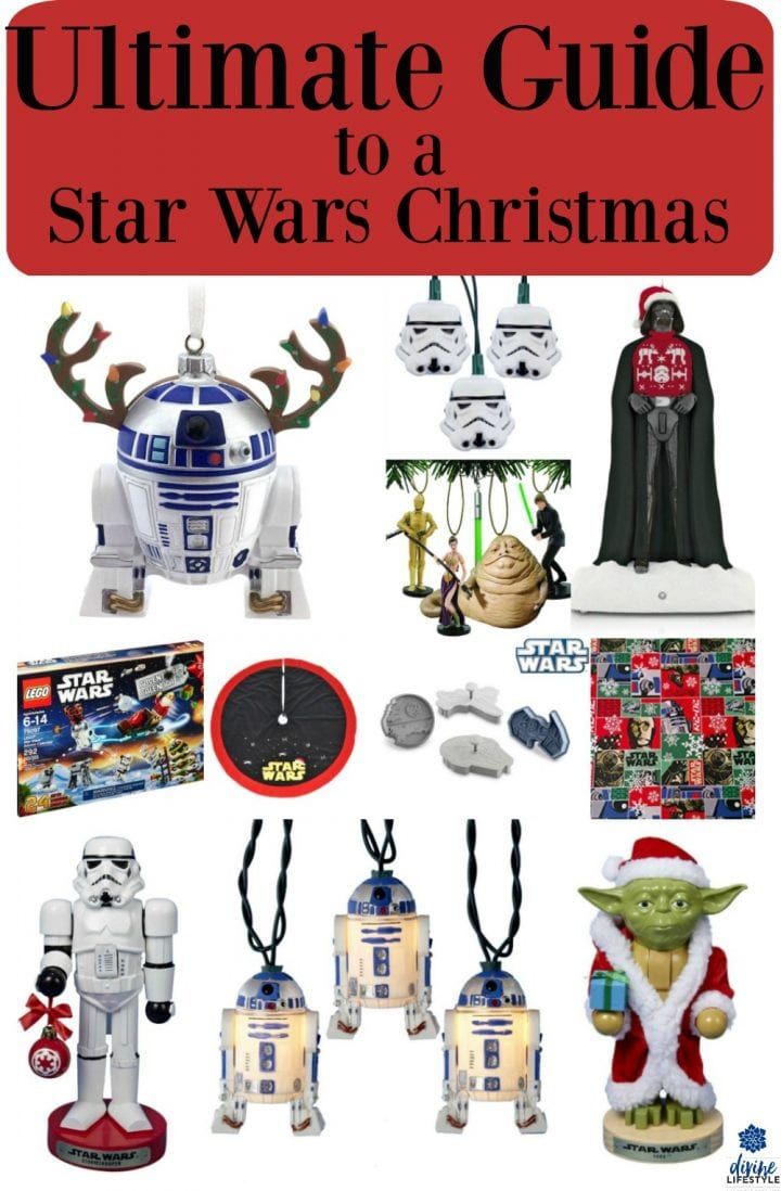 The Ultimate Guide to a Star Wars Christmas