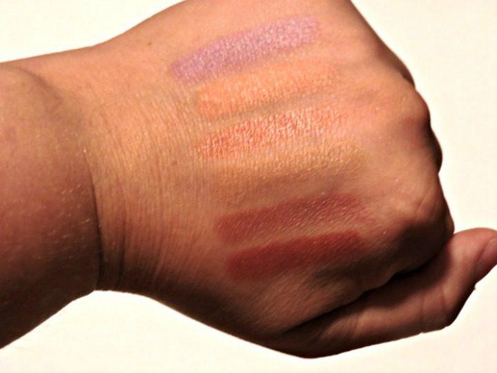 Wet N Wild Fergie Velvet Matte Lipsticks