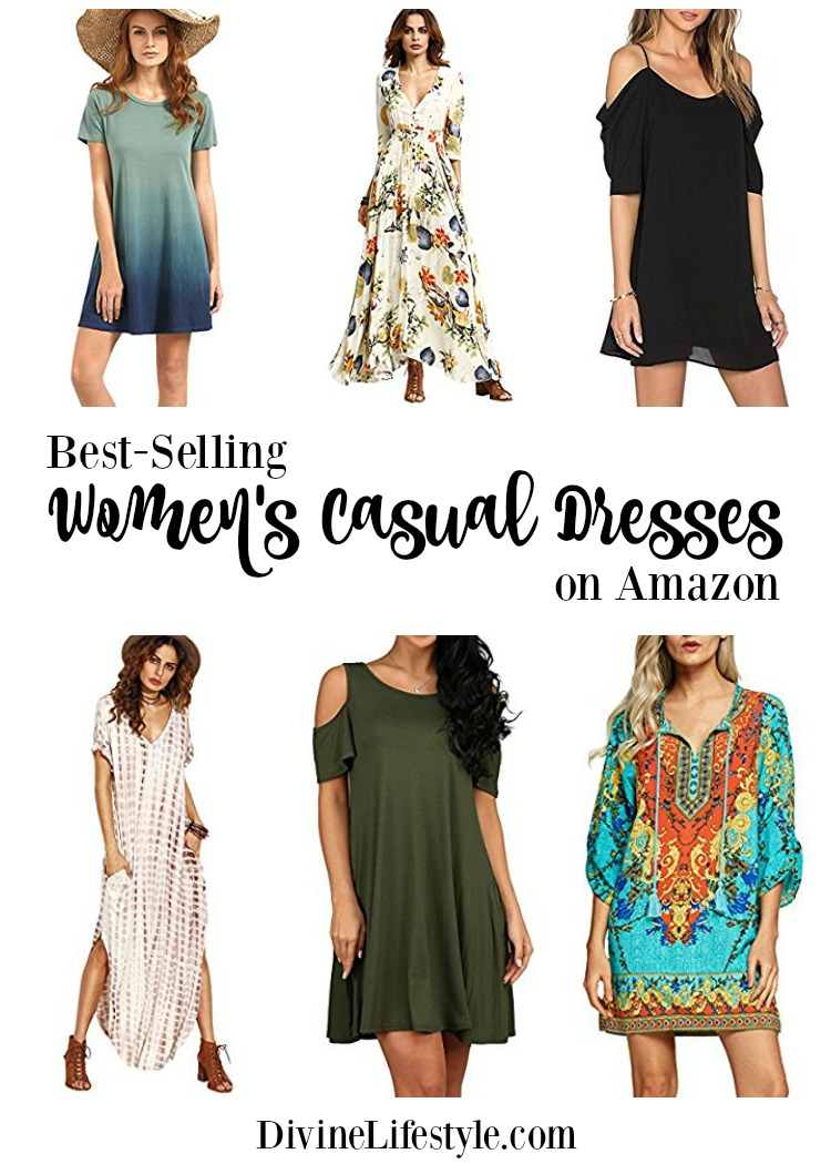10 Best Selling Women's Summer Dresses