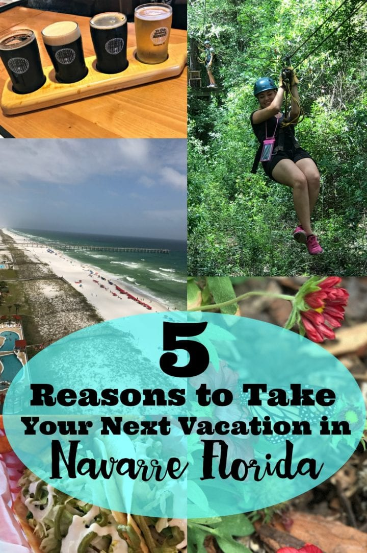 5 Reasons to Vacation in Navarre Florida
