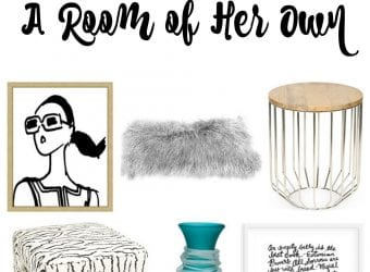 Teen Bedroom Decor: A Room of Her Own