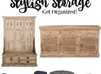 Get Rid of Clutter and Organize Your Home with Style
