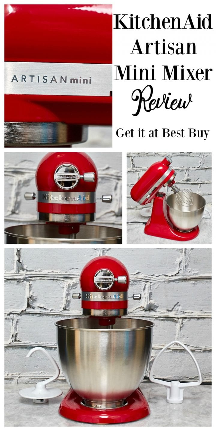 KitchenAid Artisan Mini Mixer Review Available At Best Buy
