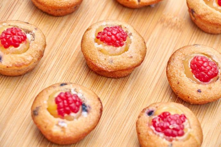 Blueberry Lemon Bites Recipe