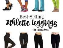 10 Best-Selling Athletic Leggings on Amazon