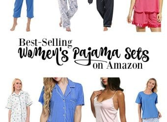 10 Best-Selling Women's Pajama Sets on Amazon