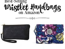 10 Best-Selling Women's Wristlet Handbags on Amazon