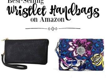 10 Best-Selling Women's Wristlet Handbags on Amazon