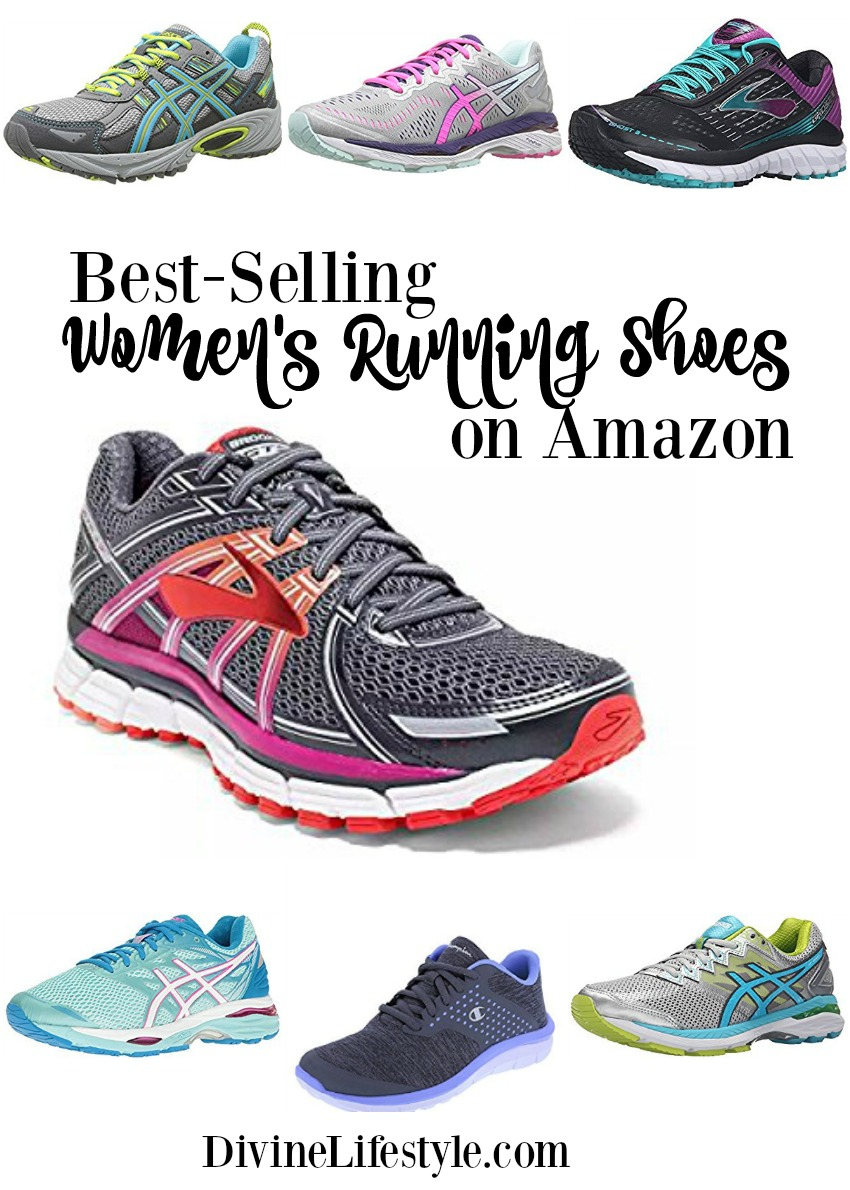 10 Best Selling Women S Running Shoes On Amazon