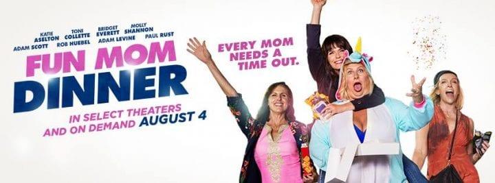 Fun Mom Dinner Movie