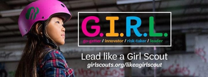 How to Raise a G.I.R.L. Go-getter Innovator Risk-taker Leader