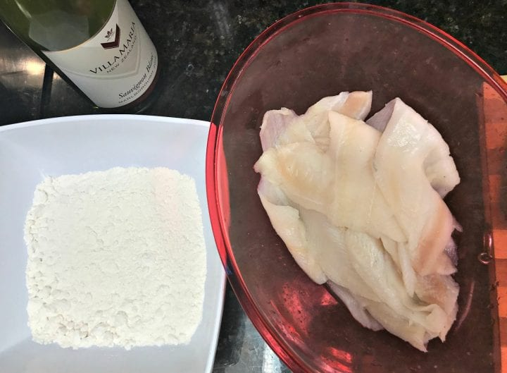 Pan Fried Dover Sole with Dill Beurre Blanc Recipe