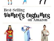 10 Best-Selling Women's Costumes on Amazon