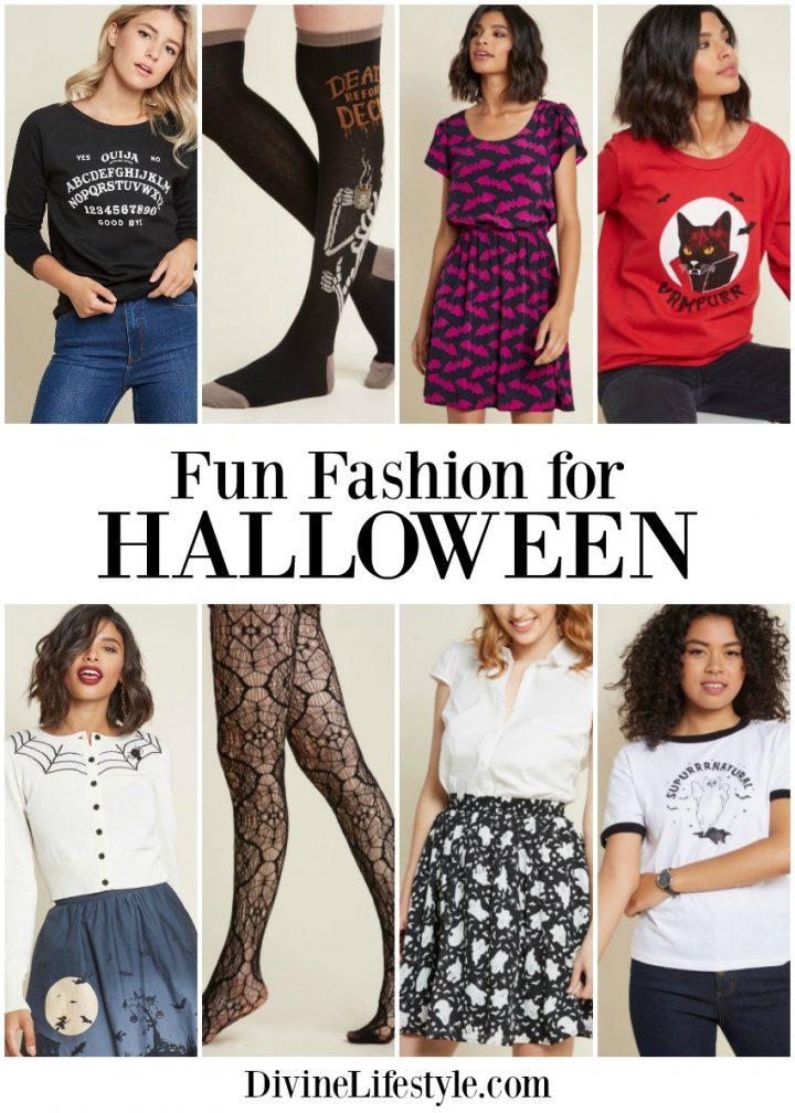 Fun Halloween Fashion for Women
