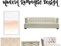 Modern Romantic Design