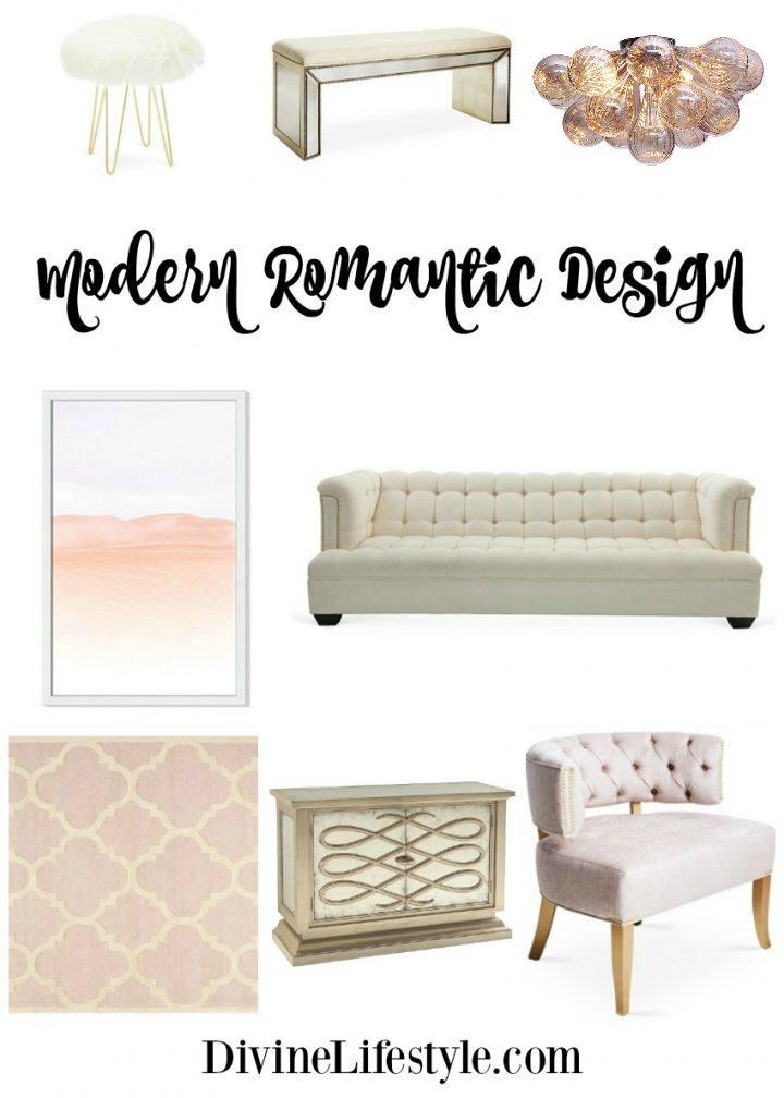 Modern Romantic Design