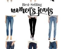 10 Best-Selling Women's Jeans on Amazon