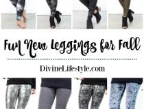 Fun New Leggings for Fall