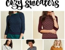 Keep Warm with these Cozy Knit Sweaters