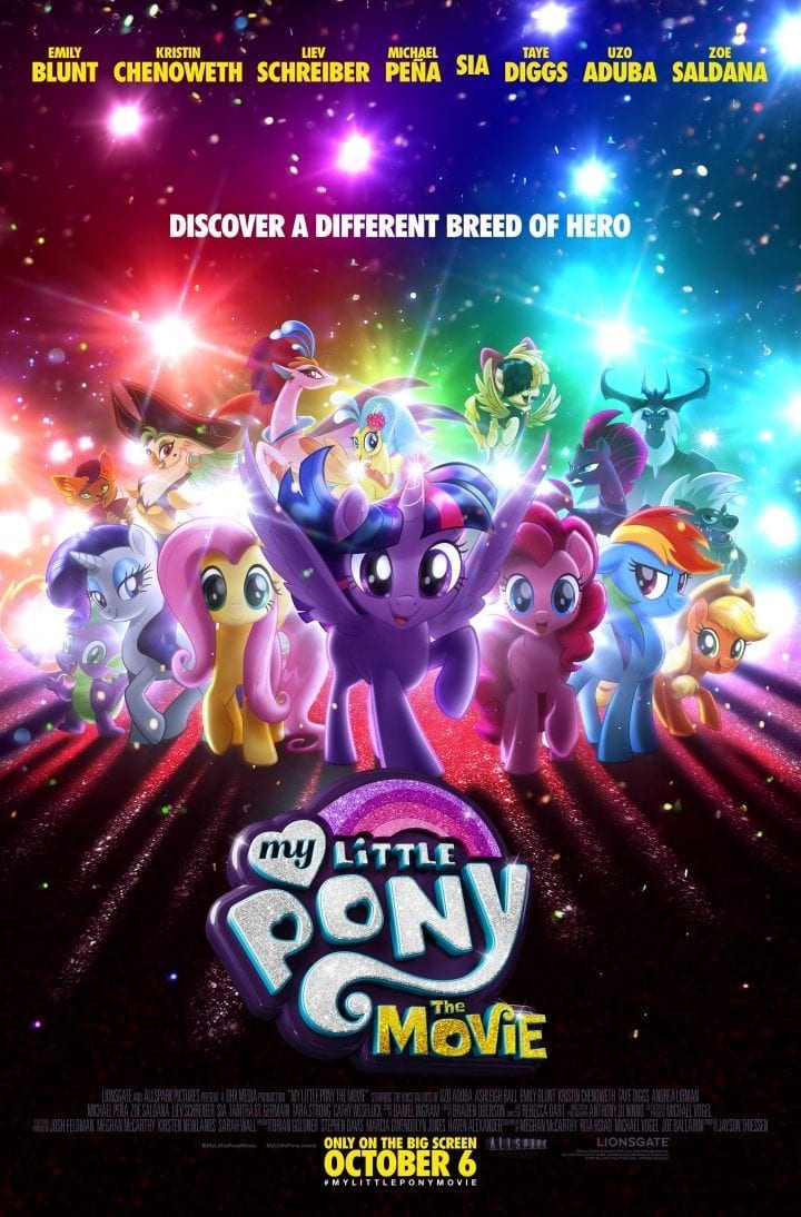 My Little Pony The Movie Pony Party