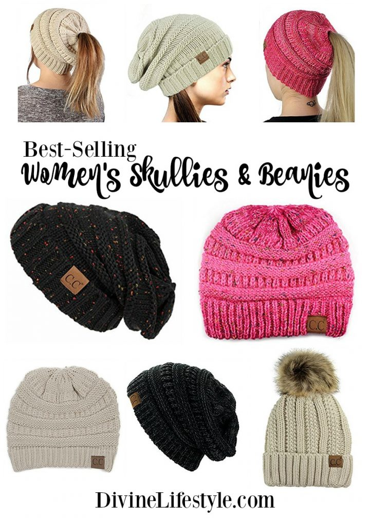 10 Best-Selling Women's Skullies and Beanies on Amazon