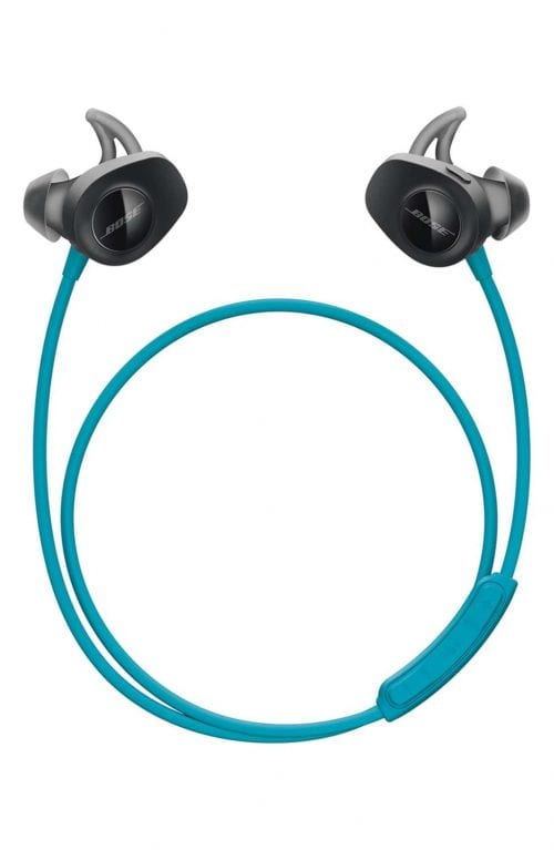 Gift Guide for the Fitness Lover Bose inear headphones Nordstrom