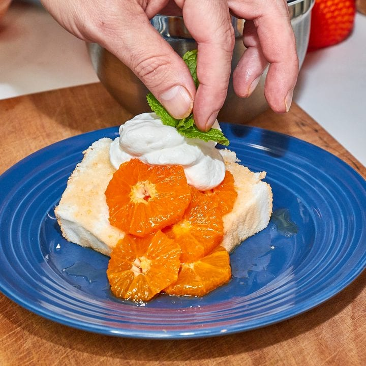 Clementine Shortcake Recipe