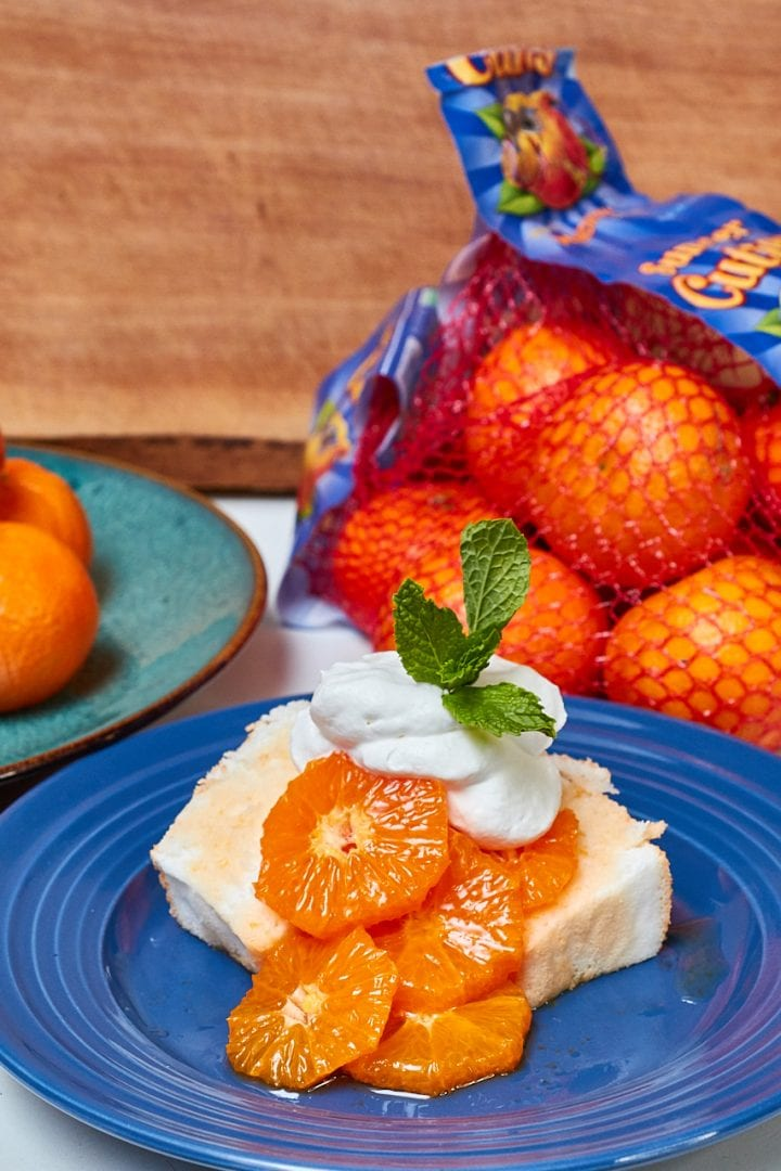 Clementine SClementine Shortcake Recipe