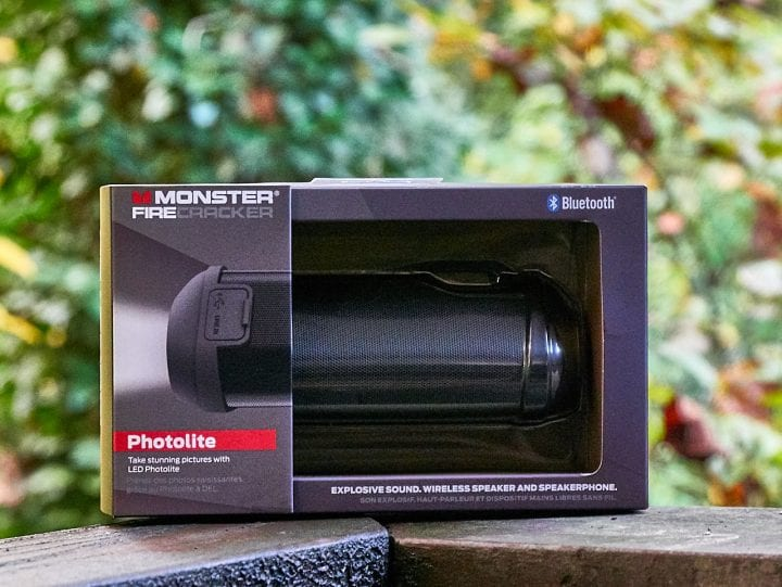 Monster Firecracker: The Perfect Speaker for Camping and More