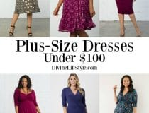 Perfect Plus-Size Dresses Under $100