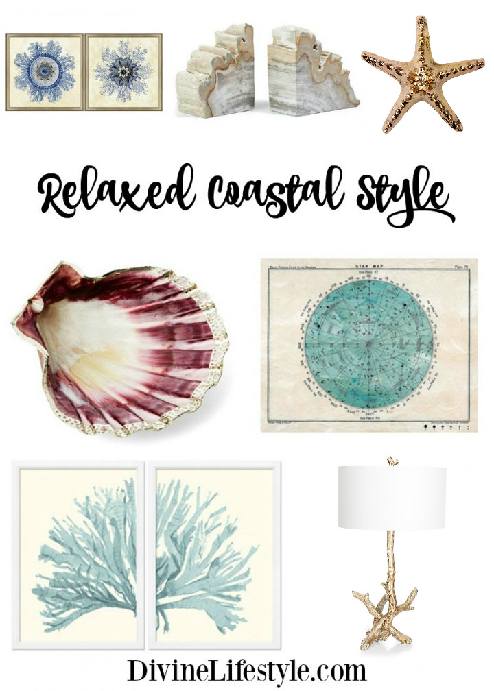 Home Decor Spotlight: Relaxed Coastal Style