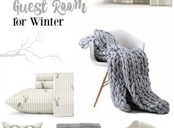 Update Your Guest Room for Winter