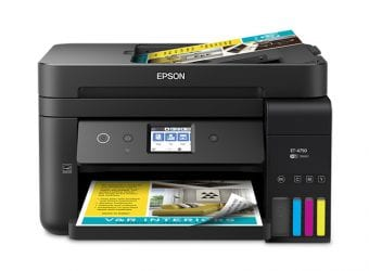 Epson Workforce ET04750 EcoTank Printer