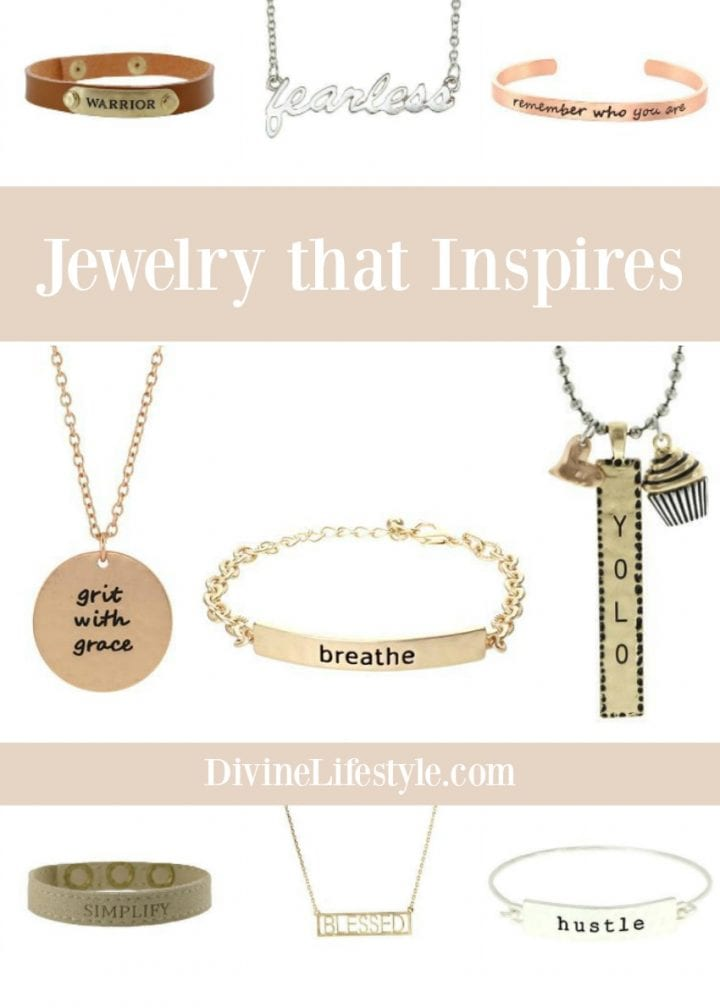 Jewelry that Inspires