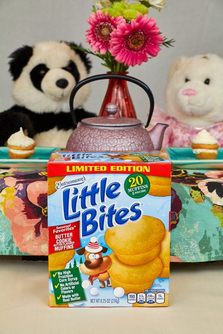 Entenmann's Little Bites Butter Cookie Tea Party Cakes 1