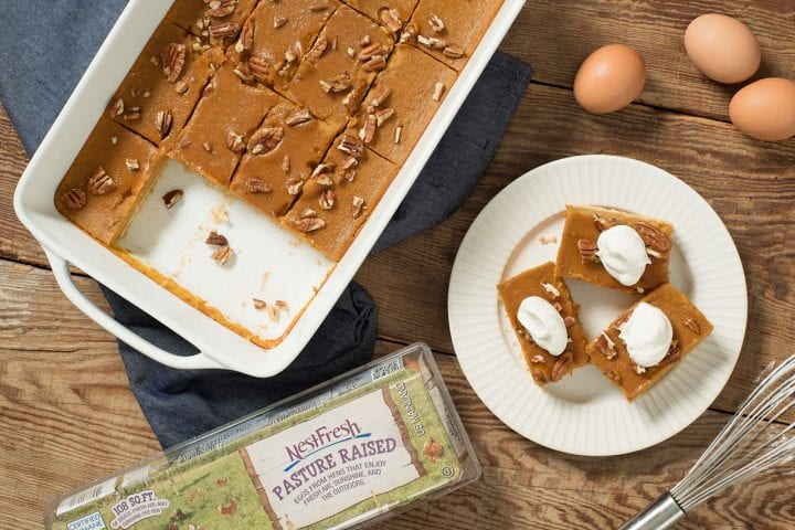 Egg-stra Special Holiday Recipes from NestFresh