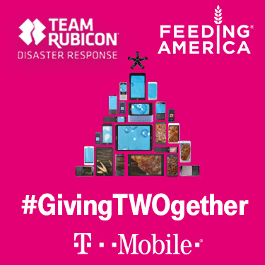 Do good this holiday season with your old phone or tablet: T-Mobile #GivingTWOgether Phone Drive