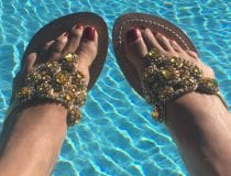 PASHA Jewelry for your feet