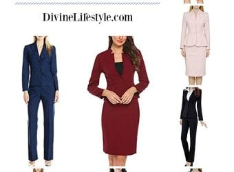 10 Best-Selling Women's Suits on Amazon