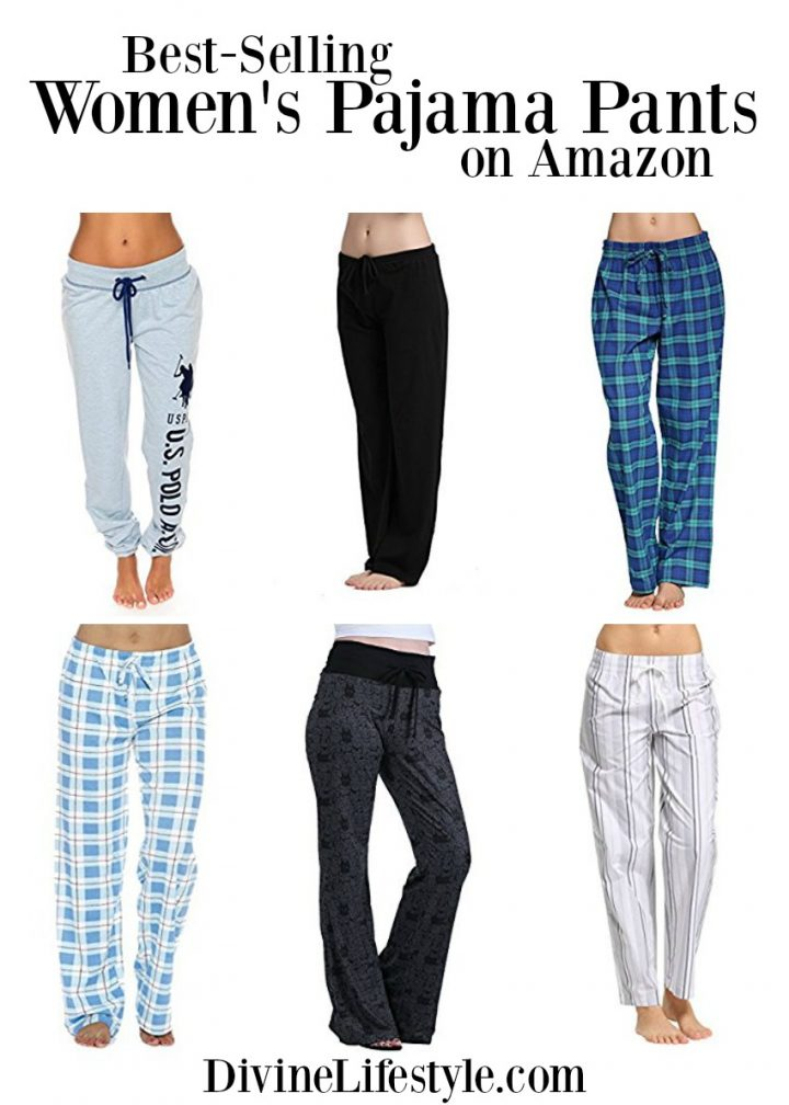 10 Best-Selling Women't Pajama Pants on Amazon