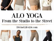 Alo Yoga- Comfortable and On-Trend from the Studio to the Street